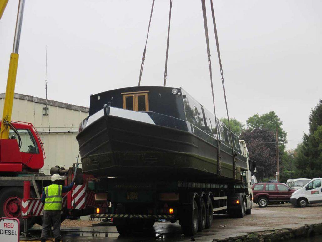 Narrowboats sind in England immer noch sehr beliebt