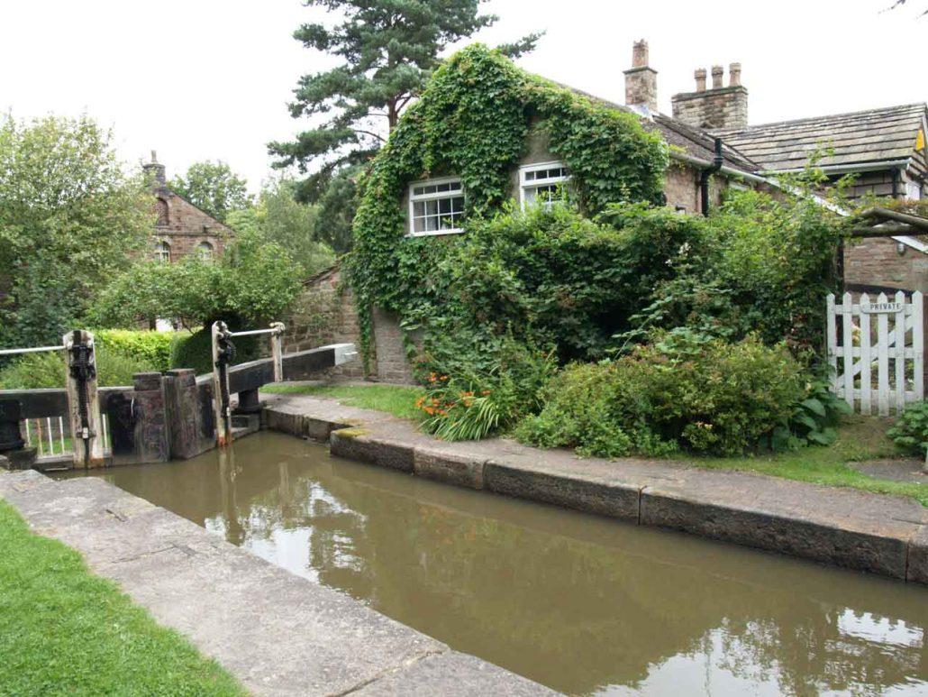 bezauberndes Cottage am Kanal