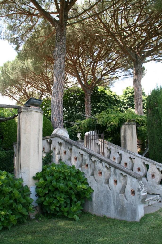 Im Garten der Villa Cimbrone, Ravello