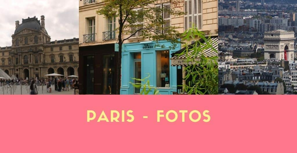 Paris in Fotos - Beitragsbild