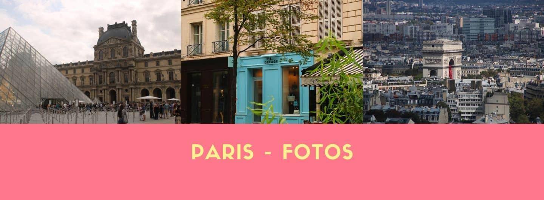Paris in Fotos - Beitragsbild