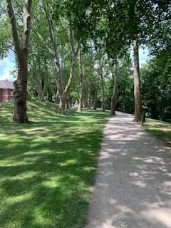 Wandelweg vom Kamper Gartenreich zum Zechenpark